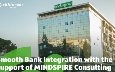 Yet another Smooth Bank Integration with the support of MINDSPIRE Consulting