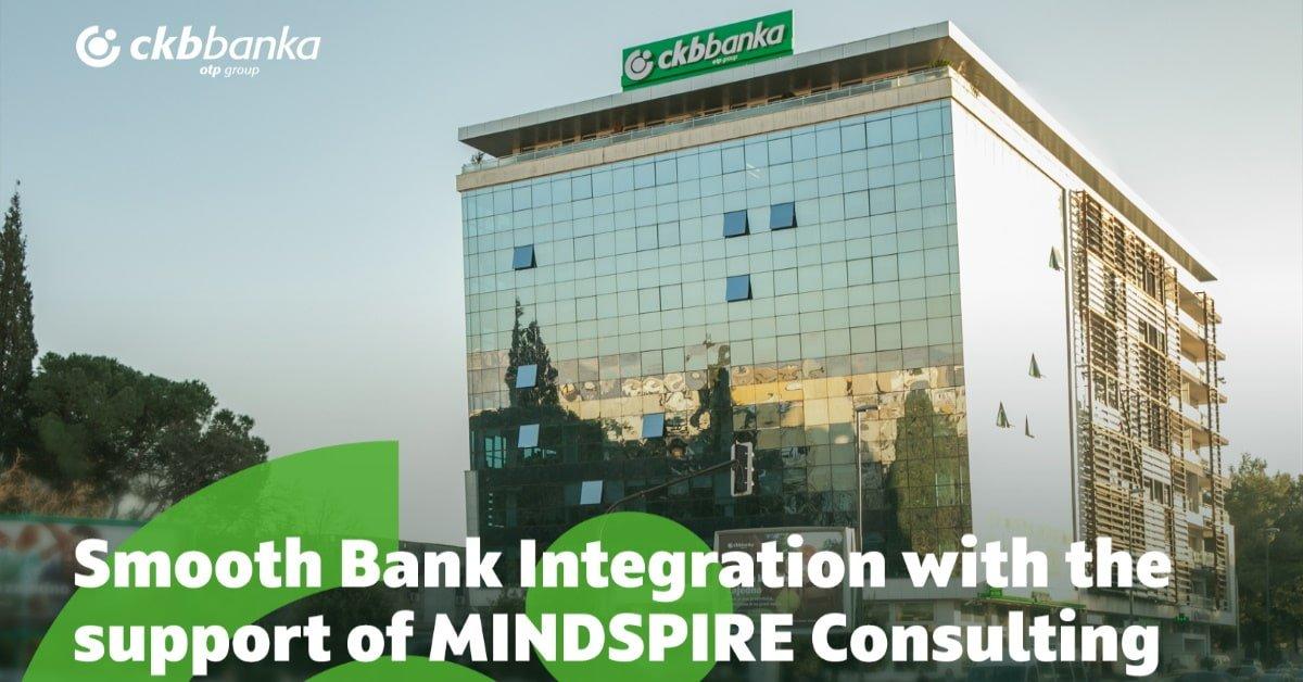 OTP Bank integration project TARA