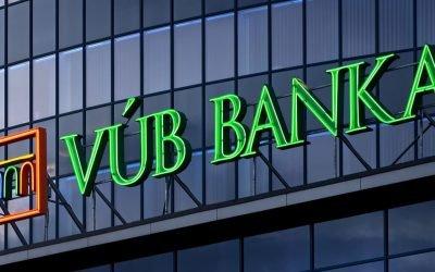 Renewed IT infrastructure at VÚB Banka