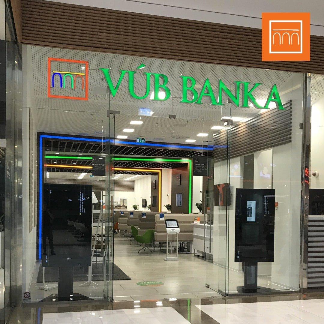 VÚB Banka IT infrastructure renewal