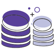 Data migration services icon